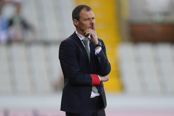 Cercle Brugge en coach Laurent Guyot zetten de samenwerking stop
