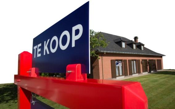 Belg blijft huizen kopen: nieuw record woonkredieten toegekend