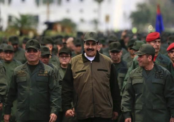 Maduro: 'Coupplegers zullen verraad duur betalen'