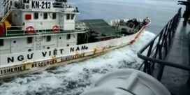 Vietnamese kustwacht ramt Indonesische marine