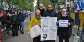 Nieuwe Brusselse metrolijn 3 stuit ''' op protest