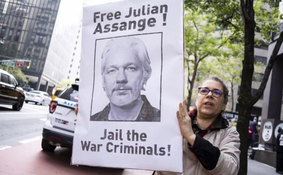 VN-mensenrechtenexperts bezorgd over Assange