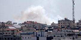 Honderdtal raketten vanuit Gaza afgeschoten naar Israël