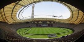 Qatar pakt uit met eerste openluchtstadion met airco ter wereld