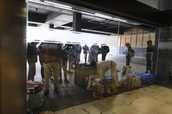 'Geen meldingen van schurft- of tbc-epidemie bij transmigranten in Brussel-Noord'