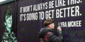 Doodgeschoten journaliste krijgt muurschildering: 'Het wordt beter'