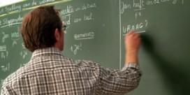 'De goede leraren moeten nu voor grotere klassen staan'