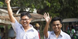Journalisten Reuters vrij
