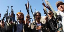 Saudi's vechten met Waalse wapens in Jemen