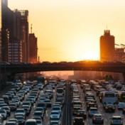 Uber maakt verkeer erger