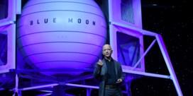 VS willen binnen 5 jaar opnieuw voet op de maan zetten
