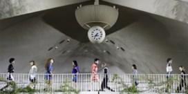 Louis Vuitton organiseert catwalkshow in JFK-luchthaven