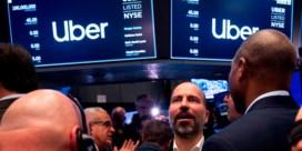 Uber mist zijn beursgang volledig