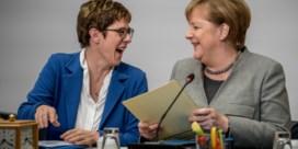Angela Merkel, de uitdovende chef van Europa