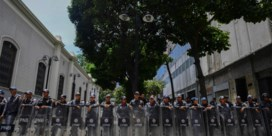 Venezolaanse ordediensten grendelen parlement in Caracas af