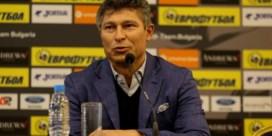 Krasimir Balakov wordt bondscoach van nationaal elftal Bulgarije