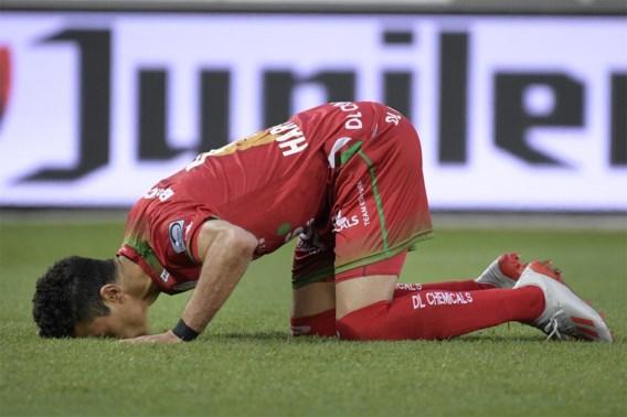 Voorlaatste speeldag play-off 2B: Kortrijk onderuit bij Union, Harbaoui neemt optie op Gouden Stier