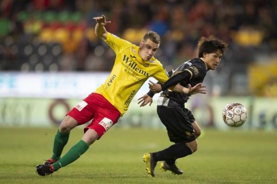 STVV uitgeschakeld voor Europees voetbal na gelijkspel in Oostende