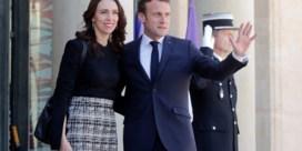 Macron en Ardern lanceren campagne tegen extremisme op internet