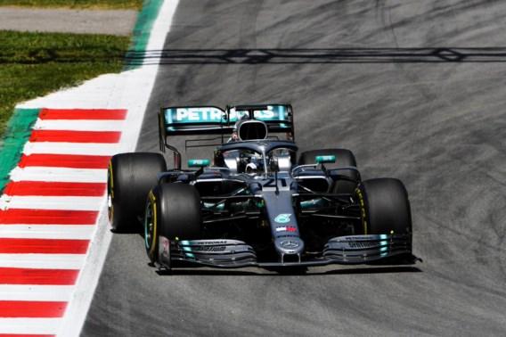Nikita Mazepin snelste tijdens F1-testdebuut in Barcelona