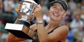 Maria Sharapova laat verstek gaan voor Roland Garros