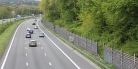 Zeventig kilometer per uur op Brusselse Ring