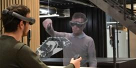 Belgisch hologrambedrijf in Amerikaanse handen