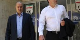 Amerikaanse sancties bemoeilijken aanstelling Marc Wilmots als bondscoach van Iran