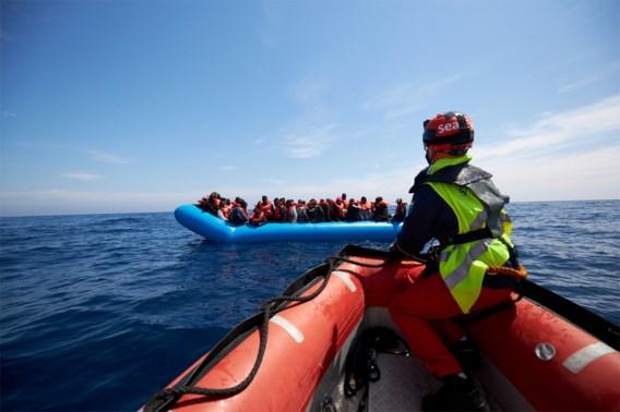 Was Groen niet tegen vluchtelingenbootjes 'terugduwen'?