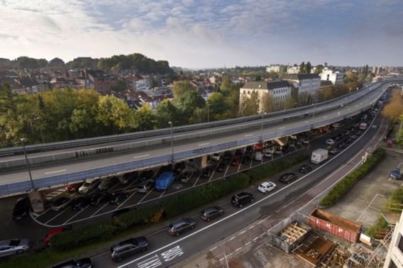 Brussels viaduct Herrmann-Debroux wordt afgebroken en maakt plaats voor stadsboulevard