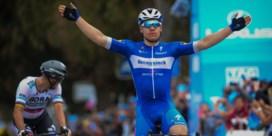 Ronde van Californië: Fabio Jakobsen maakt hattrick voor Deceuninck-Quick Step