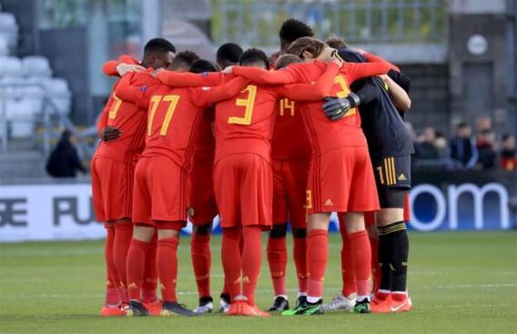 Belgische U17 verliezen barrageduel van Hongarije na strafschoppen en grijpen zo naast WK