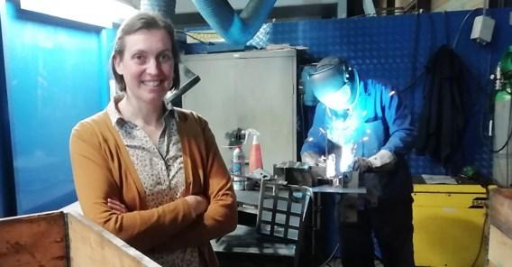 'Een vrouwelijke ingenieur wordt inderdaad als uitzonderlijk geval beschouwd'