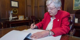 Gouverneur Alabama ondertekent strengste abortuswet van Verenigde Staten