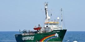 Greenpeace ontvangt 2,7 miljoen van Rusland na akkoord over protestacties