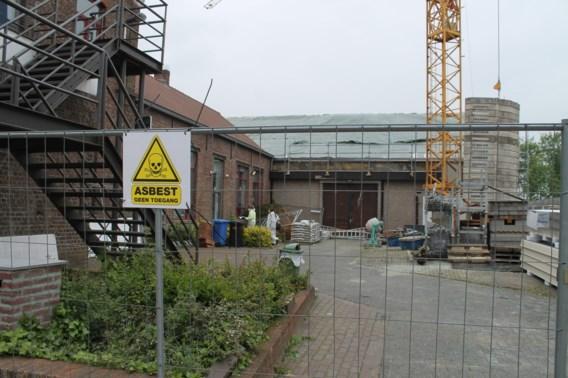 Opruiming asbest in Maldegem begonnen
