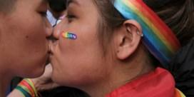 Taiwan keurt homohuwelijk goed
