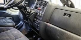 'Chauffeur' busje ontkent dat hij achter stuur zat