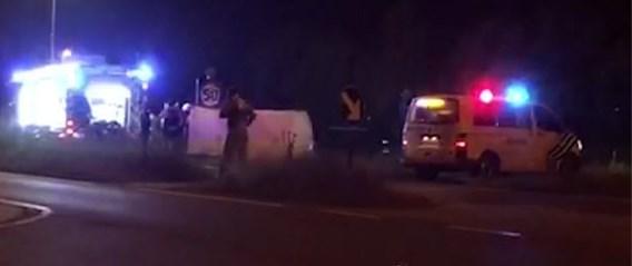 Dode en twee zwaargewonden bij verkeersongeval in Waregem