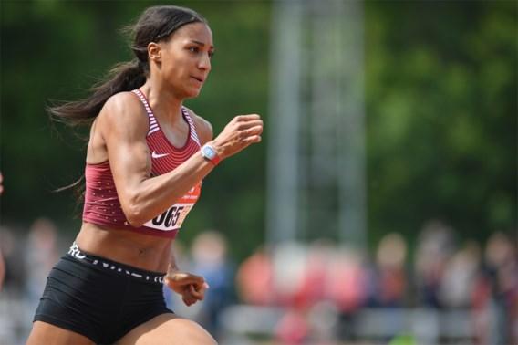 Nafi Thiam verbetert bij terugkeer meteen persoonlijk record op de 200 meter