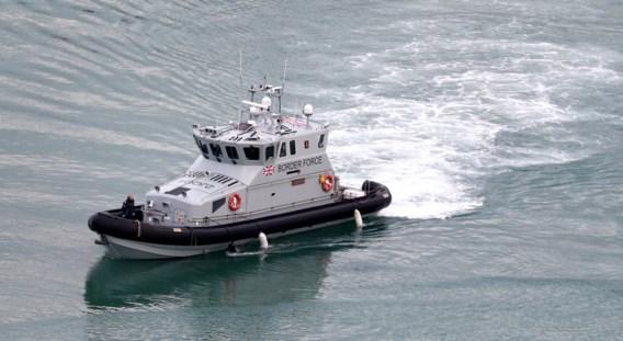 Tientallen migranten probeerden Kanaal over te steken in kleine bootjes