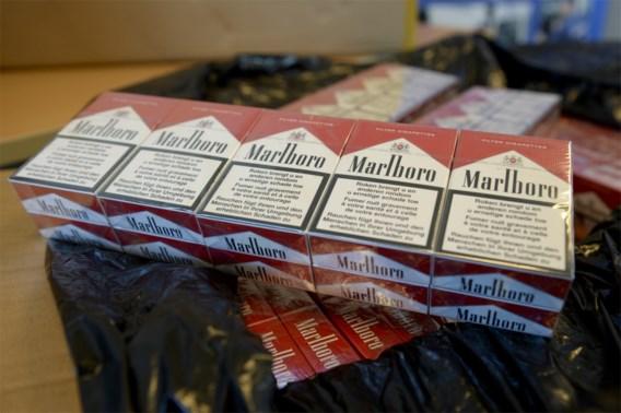 Sigarettenpakje krijgt unieke identificatiecode tegen smokkel