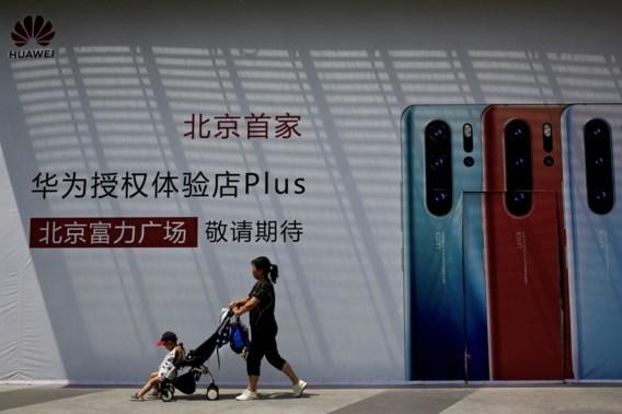 Huawei krijgt dreun van Trump