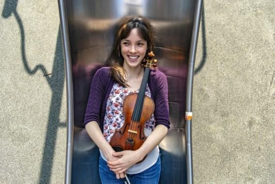 Belgische finaliste Elisabethwedstrijd: 'De viool was er altijd. Ik heb geen enkele herinnering zonder'