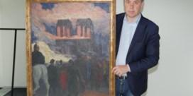 Schilderij Notre-Dame geveild voor 3.024 euro