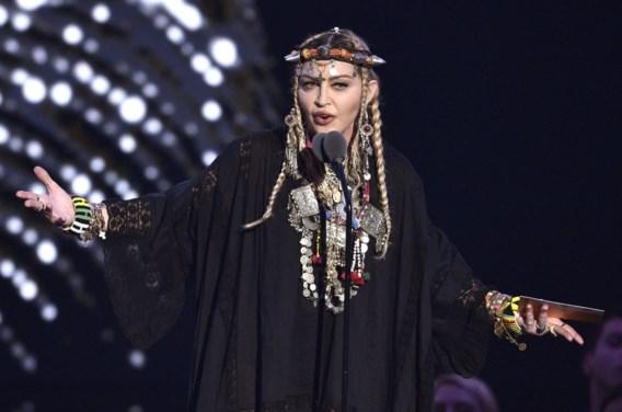 Madonna zingt verdacht goed op eigen Youtube-kanaal
