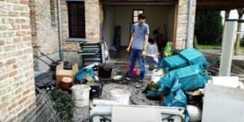 Bree en Peer meten schade op na noodweer van zondag