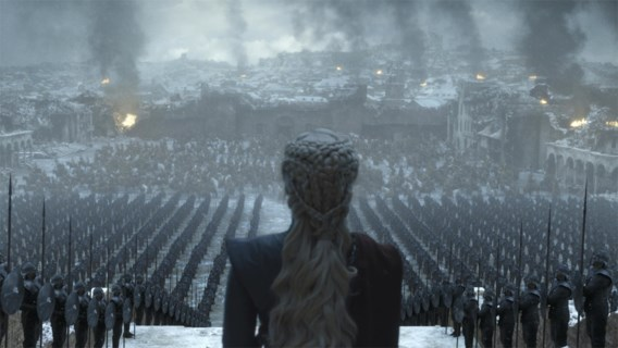 Chinezen wachten nog steeds op finale van 'Game of thrones'
