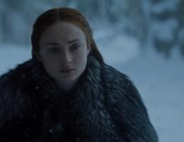 Van klein vogeltje tot leading lady van het Noorden: dit is de weg van Sansa Stark