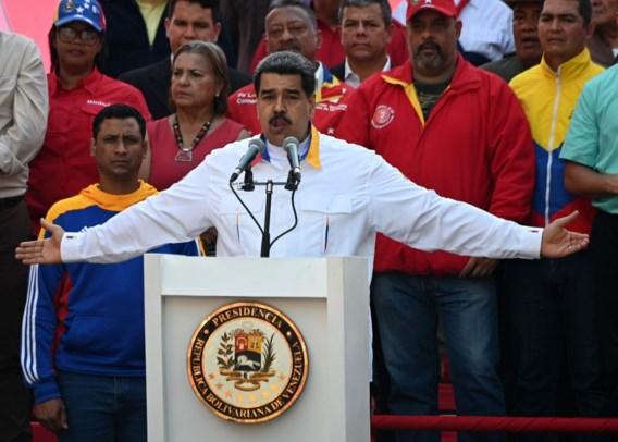 Maduro wil vervroegde parlementsverkiezingen in Venezuela, oppositie verwerpt voorstel